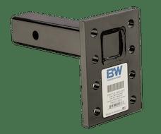 B&W Towing PMHD14002 Pintle Mount 16K 8 Hole