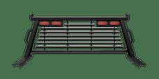B&W Towing PUCP7520BA Cab Protector, Black