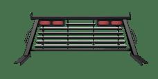 B&W Towing PUCP7540BA Cab Protector, Black