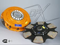 Centerforce 01161056 PN: 01161056 - DFX, Clutch Pressure Plate and Disc Set