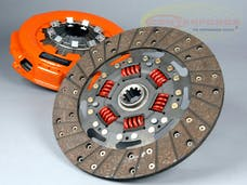 Centerforce 289040 Centerforce(R) I and II, Clutch Friction Disc