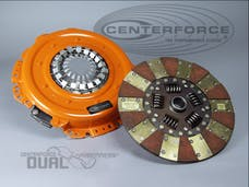 Centerforce DF017010 Dual Friction(R), Clutch Pressure Plate and Disc Set