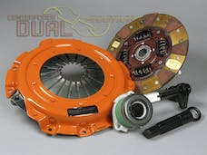 Centerforce DF140833 Dual Friction(R), Clutch Pressure Plate and Disc Set