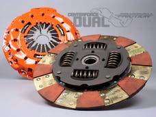 Centerforce DF145117 Dual Friction(R), Clutch Pressure Plate and Disc Set