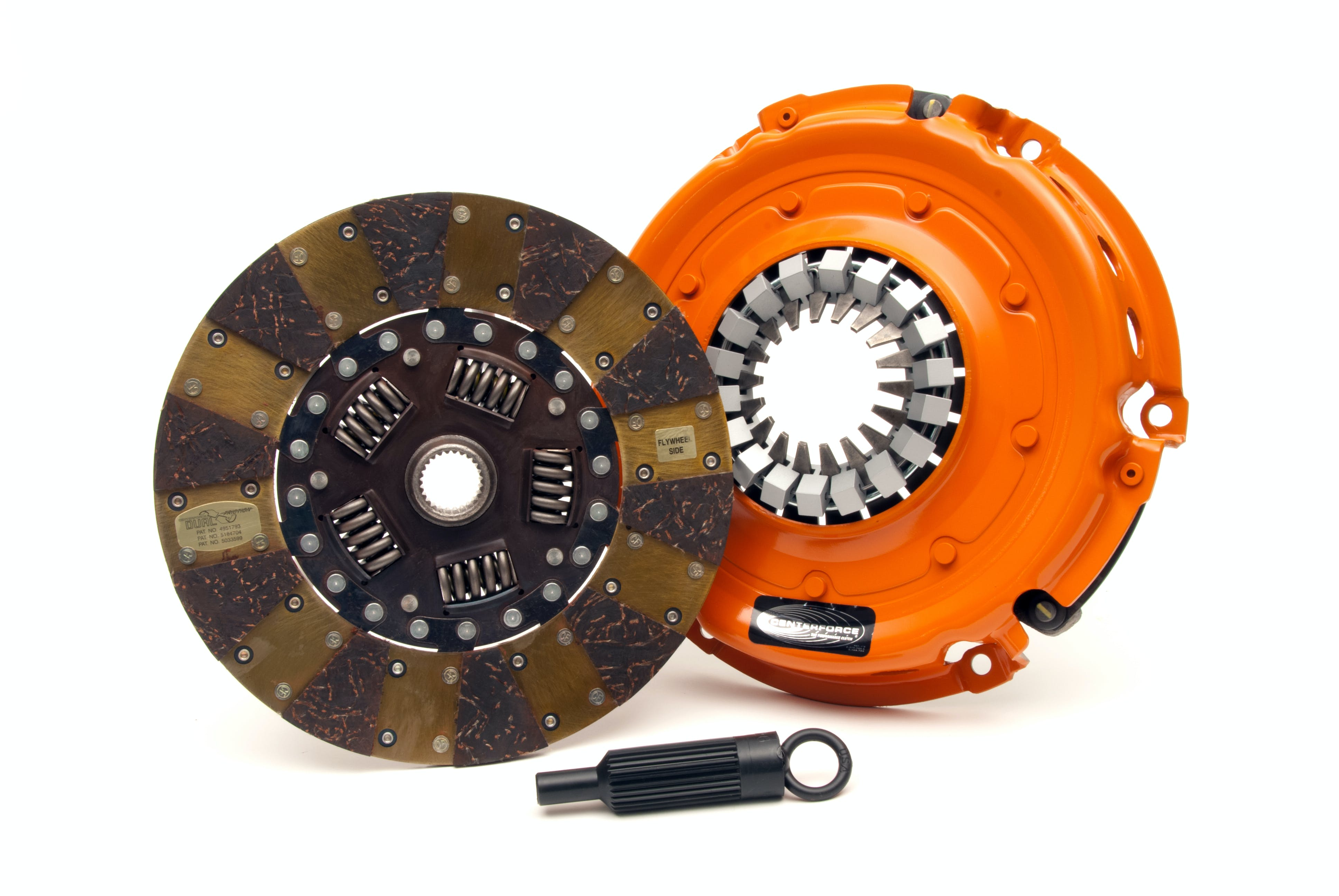 Centerforce DF920830 Dual Friction Clutch Pressure Plate and Disc