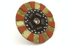 Centerforce DF381021 Dual Friction(R), Clutch Friction Disc