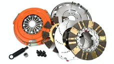 """Centerforce 413715748 DYAD DS 10.4"""" Clutch and Flywheel Kit"""