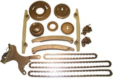 Cloyes 9-0393SD Multi-Piece Timing Kit Engine Timing Chain Kit