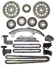 Cloyes 9-4207S Multi-Piece Timing Kit Engine Timing Chain Kit
