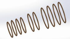"Cometic Gasket C5632 Damper O-Ring Rebuild Kit. 6"" 4 Ring Design"