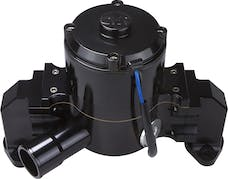 CVR Performance 8550BK Proflo Extreme Water Pump SB Chevy - Black