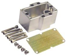 """CVR Performance PU5582 SBC Oil Pan Pick Up 8.25 """" Deep Pan"""