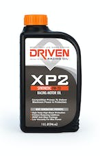 Driven Racing Oil 00206 XP2 0W-20 Synthetic Racing Oil - 1 Quart Bottle