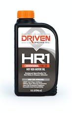 Driven Racing Oil 02106 HR1 15W-50 Conventional Hot Rod Oil (1 qt. bottle)