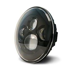 DV8 Offroad HL7JK-01 Jeep JK LED Projector Headlights 07-18 Wrangler JK