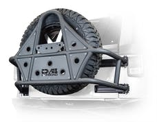 DV8 Offroad TCSTTB-01 Tire Carrier 07-18 Jeep Wrangler