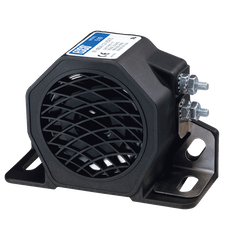 ECCO 505 500 Series Self-Resonating Circuitry Back-Up Tonal Alarm (2-Bolt Mount, 87 dBA)