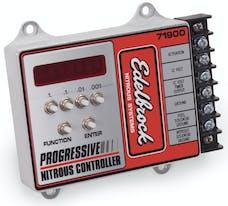 Edelbrock 71900 Edelbrock Progressive Nitrous Controller (+12 Volt)