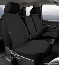 FIA SP87-30 BLACK SP Front Seat 40/20/40 Seat Cover Black