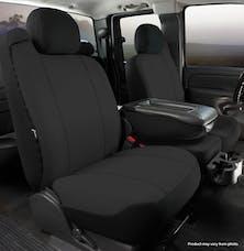 FIA SP88-16 BLACK SP Front 40/20/40 Seat Cover Black