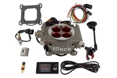 FiTech 30003 Go Street EFI System Kit (Cast Finish, 400 HP)