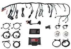 FiTech 70051 Ultimate LS Kit (Transmission Control, Standalone ECU)