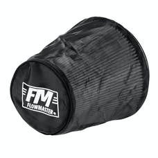Flowmaster 615003 Universal Air Filter Wrap, Synthetic Cloth, Black