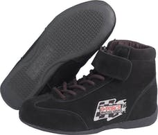G-FORCE Racing Gear 0235100BK GF235 MIDTOP SHOE SFI 3.3/5 10 BLACK