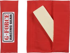 """G-FORCE Racing Gear 4097RD 2"""" RED HARNESS PADS"""