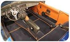 Hushmat 570101 Floor Pan Custom Insulation Kit