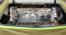 Hushmat 575214 Trunk Kit