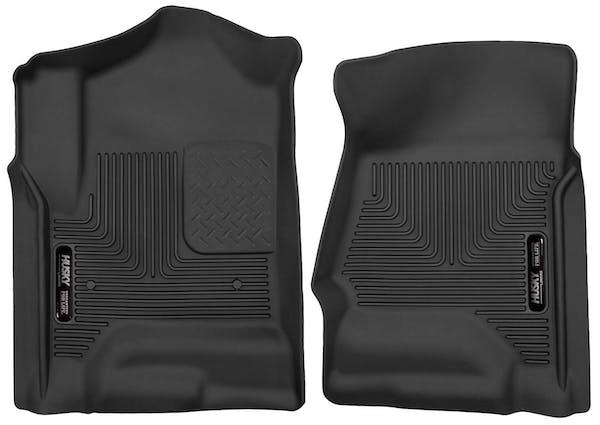 Husky Liners 53111 X-act Contour Series Front Floor Liners