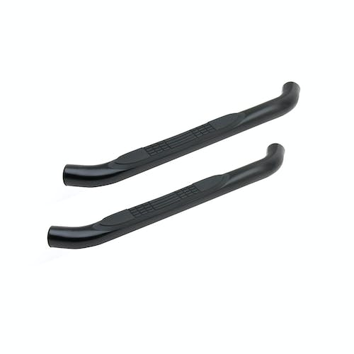 Iconic Accessories 113-5313 Step Bar 3in Round Black