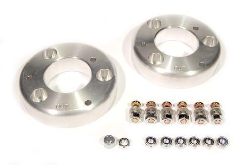 "Iconic Accessories 611-2802 2.5"" Leveling Strut Extension (Aluminum)"