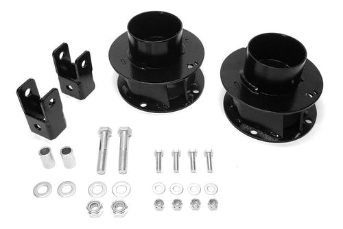 """Iconic Accessories 611-3701 2.5"""" Front Leveling Kit"""
