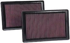 K&N 33-2445 Replacement Air Filter
