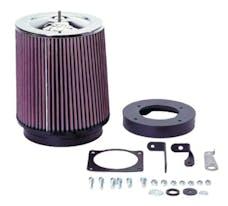 K&N 57-2510-1 Performance Air Intake System
