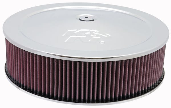K&N 60-1260 Round Air Filter Assembly