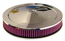 K&N 60-1263 Round Air Filter Assembly