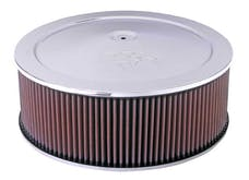 K&N 60-1270 Round Air Filter Assembly