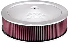 K&N 60-1290 Round Air Filter Assembly