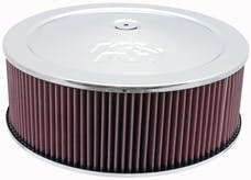 K&N 60-1300 Round Air Filter Assembly