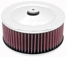 K&N 60-1330 Round Air Filter Assembly