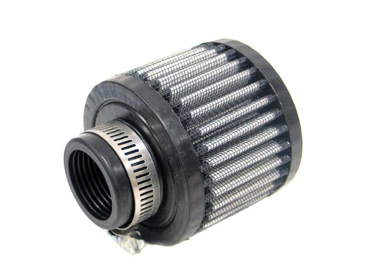 """K /& N Filters 62-1460 Valve Cover Breather Vent Air Filter 1-1//2/"""" Vent 3/"""" D 2"""