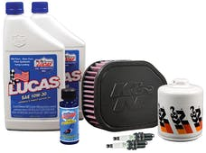 K&N 85-0002 Lawn Mower Maintenance Kit
