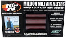 K&N 87-5000-06 POP; Air Filter Display