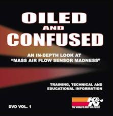 K&N 89-40153 DVD; Mass Airflow Sensor