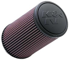 K&N RE-0870 Universal Clamp-On Air Filter