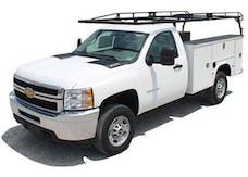 "Kargomaster 04000 Pro II Side Channels - Full Size Standard Cab - 96"" Bed"