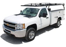 """Kargomaster 06000 Pro II Side Channels - Full Size - Extended Cab - 96"""" Bed"""